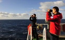 Tìm kiếm máy bay MH370 chuyển sang khu vực