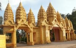 Đại gia Trầm Bê xây ngôi chùa thứ 9, tốn 12 tỉ đồng