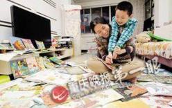 Gặp mẹ có con lớp 1 đọc 500 cuốn sách