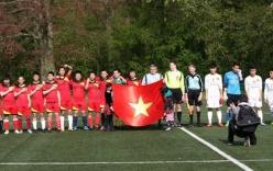 U19 Việt Nam vùi dập đối thủ với tỉ số siêu đậm 28-0