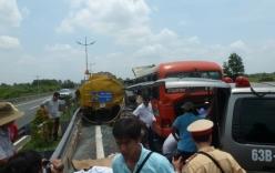 Vụ tai nạn thảm khốc trên cao tốc Trung Lương: Xe cấp cứu bỏ mặc nạn nhân?