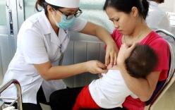Hà Nội: Tiêm miễn phí vắc-xin sởi cho trẻ nhỏ từ ngày 20/4