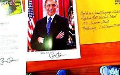 Tổng thống Obama viết thư giúp nữ sinh Trung Quốc làm bài tập