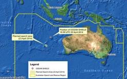 Phát hiện mảnh vỡ dạt vào bờ biển Úc nghi của máy bay MH370