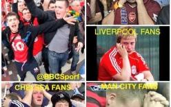 Fan Arsenal, Liverpool, Chelsea khóc thảm thiết ngày Moyes ra đi