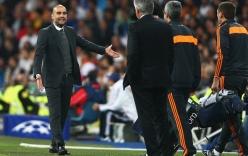 """Pep Guardiola """"hóa điên"""" vì thua Real"""