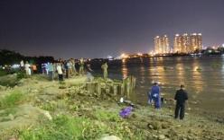 Phát hiện xác chết người đàn ông trương phình, trôi trên sông Sài Gòn