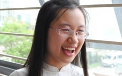 Cô gái Việt bé nhỏ được Havard tặng gần 700 triệu đồng