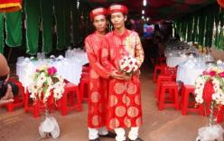 Đám cưới đồng tính trong khu nhà trọ