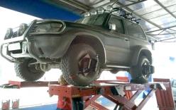 Tìm hiểu nguyên nhân xe ô tô mất lái