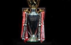 Hy hữu: BTC Premier League phải mượn thêm cúp vô địch