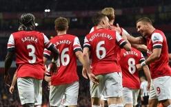 Arsenal 3-0 Newcastle: Arsenal đã có một nửa vé dự Champions League