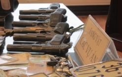 Hành trình vây bắt đối tượng trộm súng, đạn trại giam