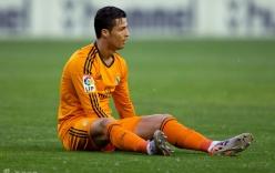 Không Bale mất Ronaldo, Real tan mộng vô địch