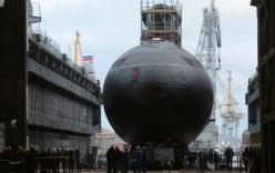 Nga tiếp tục khởi công chế tạo tàu ngầm cho Việt Nam