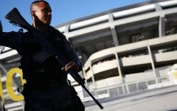 Chuyện lạ World Cup 2014: không được phản ứng, không la hét... khi bị cướp