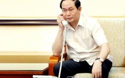 Bộ trưởng Bộ Công an Việt Nam và Trung Quốc điện đàm