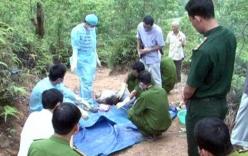 Thi thể người đàn ông bị sát hại trong rừng