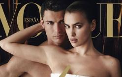 Ronaldo tự tin nude 100% bên cô bồ nóng bỏng