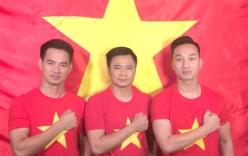 Sao Việt cháy rực trong sắc cờ đỏ sao vàng hướng về biển Đông
