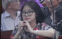 Clip vợ bầu Kiên xinh đẹp trả lời trước tòa
