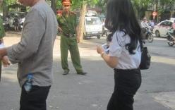 Clip Vợ bầu Kiên ngóng tiễn chồng về trại giam