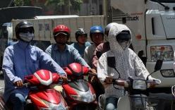 Những điều lưu ý khi đi xe máy trời nắng nóng