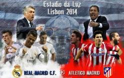Real - Atletico: Trận chung kết của cổ tích và nỗi ám ảnh Decima