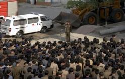 Triều Tiên tử hình quan chức sau vụ sập chung cư khiến 400 người chết
