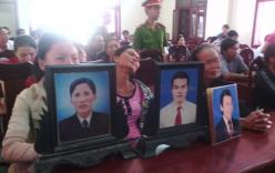 2 kẻ sát hại dã man 5 phu trầm trong rừng sâu lãnh án tử hình