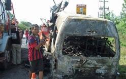 Danh sách người Việt tử vong trong tai nạn thảm khốc ở Thái Lan