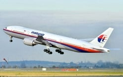 Máy bay mất tích MH370 đã bốc cháy trên Ấn Độ Dương?