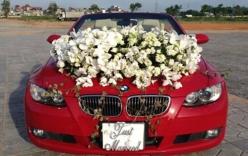 Đám cưới toàn xe siêu sang chấn động Quảng Ninh