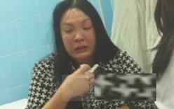 """""""Kiều nữ Hải Dương"""" trần tình vụ đưa tài xế taxi khỏa thân nhập viện"""