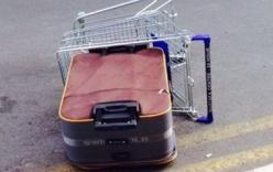 Phát hiện thi thể bị cắt cụt chân trong vali