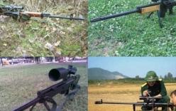 Bật mí các loại súng bắn tỉa
