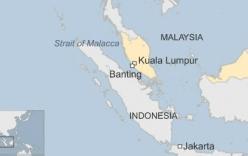 Chìm tàu ở Malaysia, ít nhất 42 người mất tích