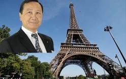 Triệu phú đô la người Việt mua tháp Eiffel