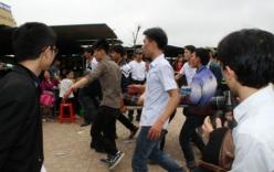 Bạn gái bị trêu chọc, nam sinh giết người trong ngày khai hội chùa Hương Tích