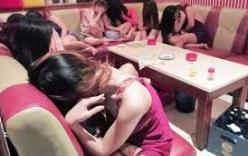 Đột kích nhà hàng có hơn 20 nhân viên nữ sẵn sàng bán thân