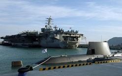 Hàn Quốc hạ thủy tàu ngầm 1.800 tấn thứ năm