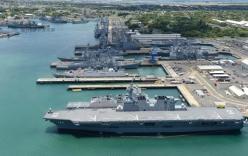 Mỹ và đồng minh lấy TQ làm mục tiêu trong tập trận tàu ngầm?