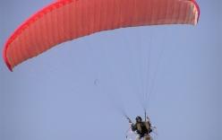 Vụ máy bay rơi ở Hòa Lạc: Nạn nhân từng bay dù qua khán đài SEA game 22