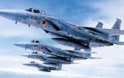 Số lần máy bay Nhật xuất kích chặn Trung Quốc tăng kỷ lục