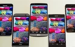 Điểm qua những smartphone có màn hình đẹp nhất hiện nay