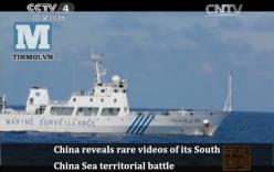 Trung Quốc tiết lộ video hiếm về cuộc chiến lãnh thổ trên Biển Đông