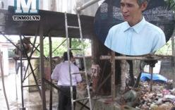 Nông dân làm lò đốt rác phát điện: Vứt cả đứa con tinh thần xuống ao