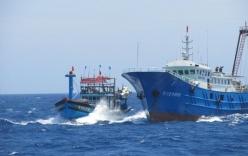 Video: Giàn khoan Hải Dương 981 đang dịch chuyển