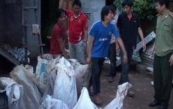 Quảng Trị: Gần 700kg thuốc bom được chôn trong nhà