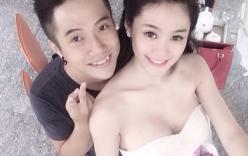 Linh Chi khoe vẻ dáng đẹp phẫu thuật